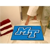 "FANMATS Middle Tennessee State All-Star Mat 33.75""x42.5"""