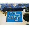 "FANMATS Middle Tennessee State Starter Rug 19""x30"""
