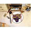 """FANMATS Minnesota State - Mankato Baseball Mat 27"""" diameter"""