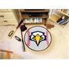 "FANMATS Fresno State Baseball Mat 27"" diameter"