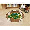 "FANMATS North Dakota State Football Rug 20.5""x32.5"""