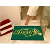 "FANMATS North Dakota State All-Star Mat 33.75""x42.5"""