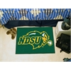 "FANMATS North Dakota State Starter Rug 19""x30"""