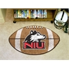 "FANMATS Northern Illinois Football Rug 20.5""x32.5"""