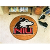 "FANMATS Northern Illinois Basketball Mat 27"" diameter"