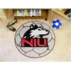 FANMATS Northern Illinois Soccer Ball