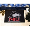 "FANMATS Northern Illinois Starter Rug 19""x30"""