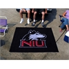FANMATS Northern Illinois Tailgater Rug 5'x6'