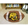 "FANMATS Southeastern Louisiana Football Rug 20.5""x32.5"""