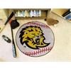 "FANMATS Southeastern Louisiana Baseball Mat 27"" diameter"