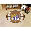 "FANMATS Tennessee Technological Football Rug 20.5""x32.5"""