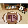 "FANMATS Texas A&M Football Rug 20.5""x32.5"""