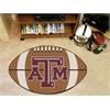 "FANMATS Texas A&M Football Rug 20.5""x32.5"""