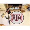 "FANMATS Texas A&M Baseball Mat 27"" diameter"