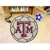 FANMATS Texas A&M Soccer Ball