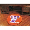 """FANMATS Truman State Basketball Mat 27"""" diameter"""