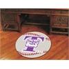 "FANMATS Truman State Baseball Mat 27"" diameter"
