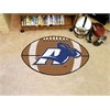 "FANMATS Akron Football Rug 20.5""x32.5"""
