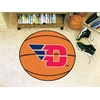 "FANMATS Dayton Basketball Mat 27"" diameter"