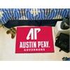 "FANMATS Austin Peay Starter Rug 19""x30"""