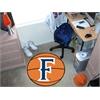 "FANMATS Cal State - Fullerton Basketball Mat 27"" diameter"