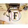 "FANMATS Cal State - Fullerton Baseball Mat 27"" diameter"