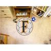 FANMATS Cal State - Fullerton Soccer Ball