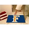 """FANMATS Cal State - Fullerton All-Star Mat 33.75""""x42.5"""""""