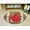 "FANMATS Central Missouri Football Rug 20.5""x32.5"""