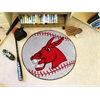 "FANMATS Central Missouri Baseball Mat 27"" diameter"