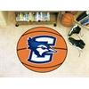 "FANMATS Creighton Basketball Mat 27"" diameter"