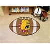 "FANMATS Ferris State Football Rug 22""x35"""