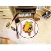 "FANMATS Ferris State Baseball Mat 26"" diameter"