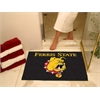 "FANMATS Ferris State All-Star Mat 34""x45"""