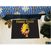 "FANMATS Ferris State Starter Rug 19""x30"""