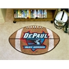 "FANMATS DePaul Football Mat 27"" diameter"