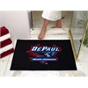"FANMATS DePaul All-Star Mat 33.75""x42.5"""