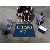 FANMATS East Tennessee State Tailgater Rug 5'x6'