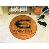 """FANMATS Emporia State Basketball Mat 27"""" diameter"""