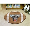 "FANMATS Maine Football Rug 20.5""x32.5"""