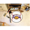 "FANMATS North Alabama Baseball Mat 27"" diameter"