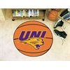 "FANMATS Northern Iowa Basketball Mat 27"" diameter"