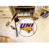 "FANMATS Northern Iowa Baseball Mat 27"" diameter"