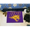 "FANMATS Northern Iowa Starter Rug 19""x30"""