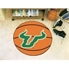"FANMATS South Florida Basketball Mat 27"" diameter"