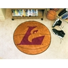 "FANMATS Wisconsin-La Crosse Basketball Mat 27"" diameter"