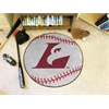 "FANMATS Wisconsin-La Crosse Baseball Mat 27"" diameter"