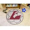 FANMATS Wisconsin-La Crosse Soccer Ball