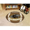 "FANMATS Wisconsin-Milwaukee Football Rug 20.5""x32.5"""