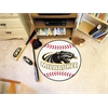 "FANMATS Wisconsin-Milwaukee Baseball Mat 27"" diameter"